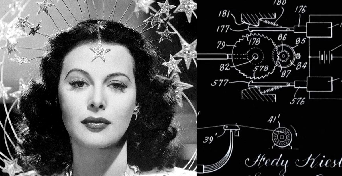 Månadens Ada: Filmstjärnan och uppfinnaren Hedy Lamarr