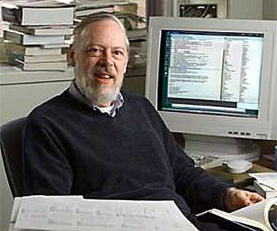 Dennis Ritchie månadens Ada