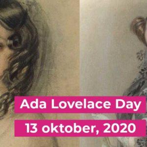 Ada lovelace day 13 oktober